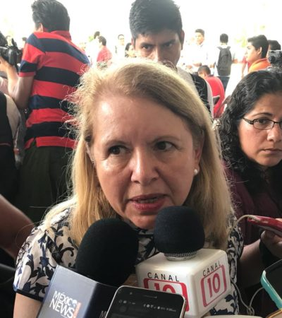 """""""PRIMERO JUSTICIA Y DESPUÉS TODO LO DEMÁS"""": Advierte Loretta Ortiz que México vive actualmente una tragedia humanitaria, con una cifra incalculable de personas desaparecidas y víctimas de la violencia"""