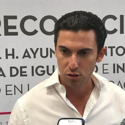 Asegura Remberto que su administración pagó poco más de 200 mdp de la deuda histórica de Cancún y que no deja un solo peso de pasivos con proveedores