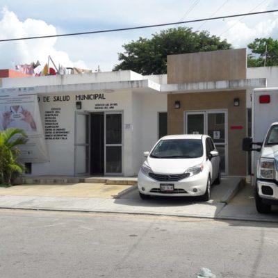 Acusan a empleados de Solidaridad de llevarse climas de centro de salud en Puerto Aventuras