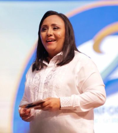 A horas de dejar el cargo, destacan que administración de Cristina Torres logró mejorar calificación crediticia de Solidaridad