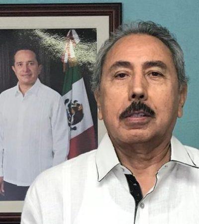 Confirma Gobernador que Jorge Pérez sería el casi seguro próximo director del Instituto de Movilidad en Quintana Roo