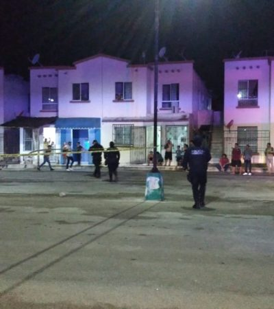 SEGUIMIENTO | Identifican a los dos ejecutados de anoche en Villas Otoch Paraíso