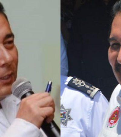 Ante nulos resultados en materia de seguridad, Miguel Ángel Pech y Rodolfo del Ángel Campos, bajo la lupa, señala Emiliano Ramos
