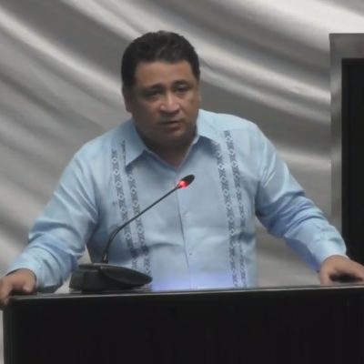 """""""No hay avances en materia de seguridad, según la percepción ciudadana"""", afirma Eduardo Martínez Arcila; secretarios tendrán que comparecer ante el Congreso de QR"""