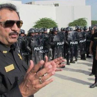 Seguirá Luis Felipe Saidén Ojeda otros 6 años al frente de la Secretaría de Seguridad Pública de Yucatán, ahora con el panista Mauricio Vila