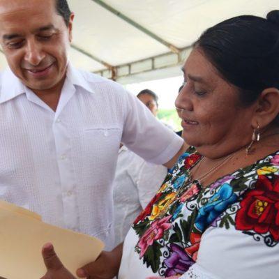 Invierten 85 mdp en 58 obras de riego para 2 mil 52 hectáreas en QR