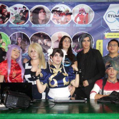 Anuncian la convención Ryumicon en Cancún; asistentes de toda la Península de Yucatán podrán conocer a personalidades del cosplay internacional