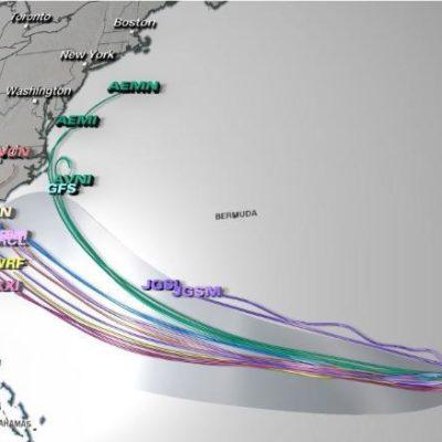 'Florence' se convierte en huracán en el Atlántico y amenaza a EU