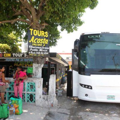 Transportistas federales buscarán amparo si autoridades no modifican el artículo 125 de la Ley de Movilidad