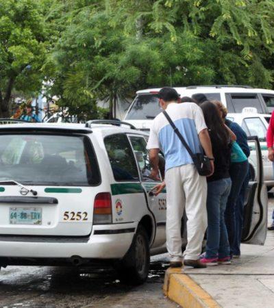 """William Conrado, titular de Sintra, recomienda a los taxistas mejorar apps para prestar el servicio de transporte y evitar que les """"coman el mandado"""" las plataformas digitales que también empezarán a operar con la entrada en vigor de la Ley de Movilidad"""