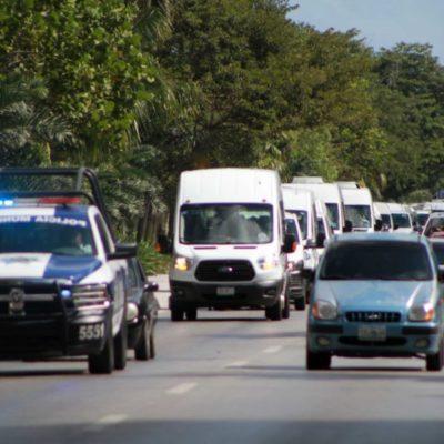 TRANSPORTISTAS FEDERALES PIDEN MODIFICAR LA LEY DE MOVILIDAD: Aseguran que si se reforma el artículo 125, las autoridades se evitarán una lluvia de amparos