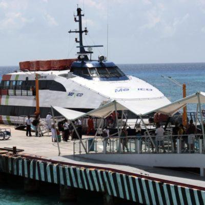 Es necesario un centro de control de tráfico marítimo que funcione como aeropuerto, dice la capitanía regional de Puerto Juárez