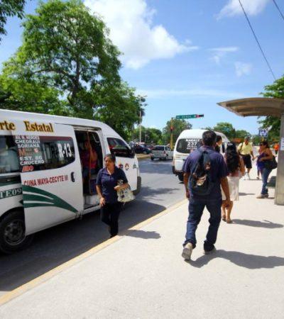 Falta un balance real del transporte público, dice el Consejo Coordinador Empresarial