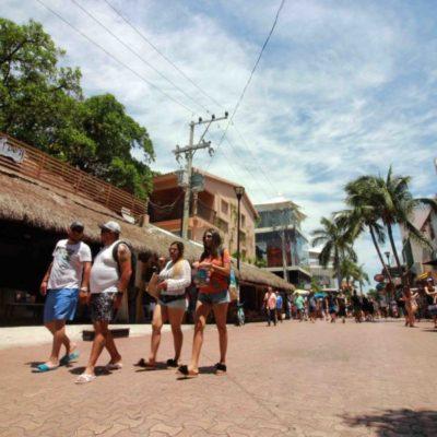 Alrededor de seis comercios cerraron este mes en Playa del Carmen por falta de permisos e inseguridad, confirma presidente de Canaco