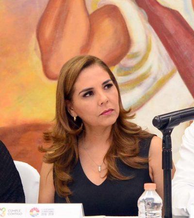 Afirma dirigente del PAN en BJ que apoyarán a Mara Lezama, pero le harán ver los errores que cometa