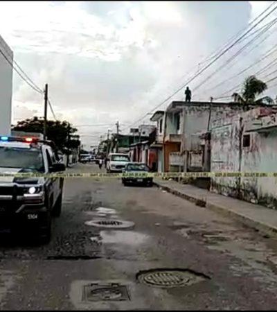 SEGUIMIENTO | MARINOS EJECUTADOS ESTABAN EN SU DÍA DE DESCANSO: Condena la Armada asesinato de dos de sus elementos en la SM 65 de Cancún; aún se desconoce el móvil