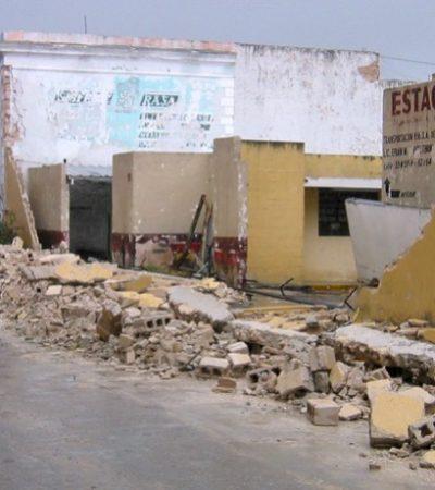 Se cumplen hoy 16 años del huracán 'Isidoro' que azotó la península