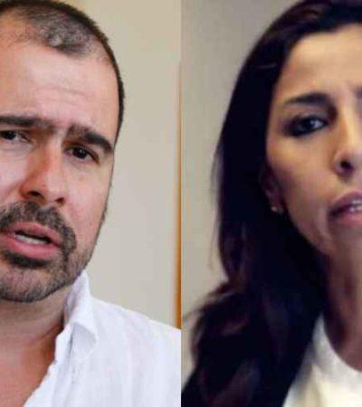 """""""OIGAN, AHORA QUE ESTÁ DE MODA EL TEMA DE AGUAKÁN, AQUÍ LES DEJO MI VOTO…"""": Lanza Jorge Aguilar Osorio un 'dardo' contra Marybel Villegas"""