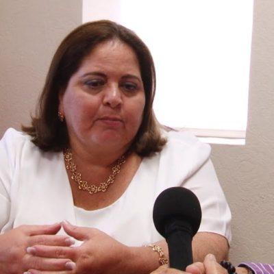 Cónsules de diferentes países del mundo se reúnen con Marisol Vanegas, titular de Turismo, para tratar temas de seguridad y sargazo
