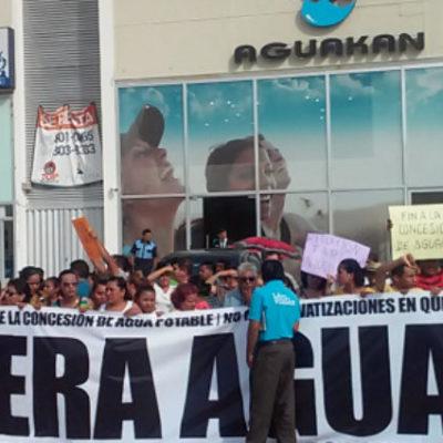 LA CRONOLOGÍA CONTRA LOS ABUSOS DE AGUAKAN: Gobierno de Quintana Roo emprende acciones para evitar que el incumplimiento de la empresa afecte a los casi 900 mil habitantes de tres municipios