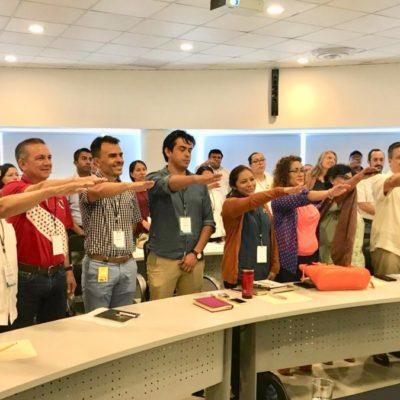 Gobierno del Estado constituye oficialmente el Consejo Técnico Asesor Sobre Sargazo