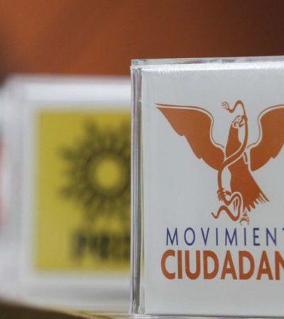En octubre Movimiento Ciudadano abrirá proceso de afiliación en QR