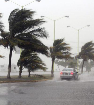 Vienen los huracanes más peligrosos; en el sur, Veracruz, Chiapas y Yucatán los más expuestos