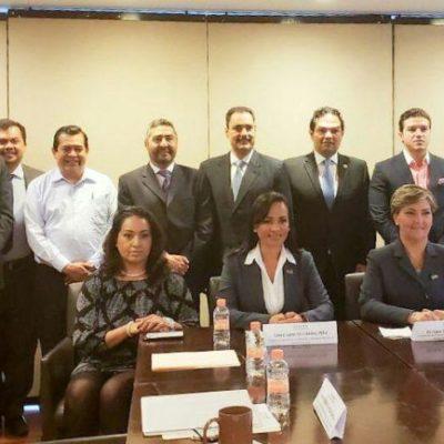 Laura Fernández asume la presidencia de la Conferencia Nacional de Municipios de México; hace un llamado a los alcaldes para mantener comunicación con los ciudadanos y velar por sus necesidades