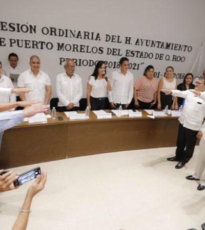 Laura Fernández designa a Miguel Ángel Zetina como secretario general del Ayuntamiento y ratifica a Gumercindo Jiménez como titular de Seguridad Pública