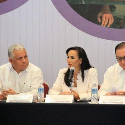 Convoca Laura Fernández al Conafe a impulsar un mayor vínculo con los alcaldes del país
