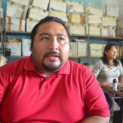 Buscan trabajar en proyecto de rescate, almacenamiento y resguardo de documentos con valor histórico en Carrillo Puerto