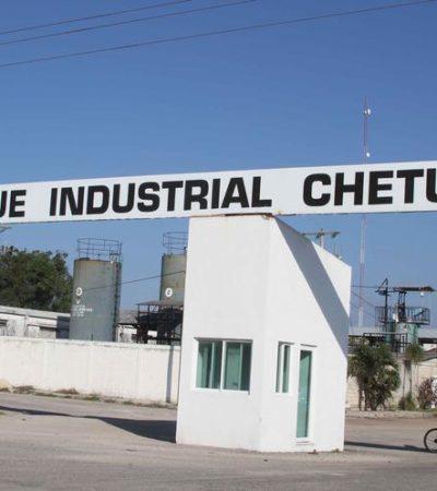 """""""Ya casi lo tenemos"""", dice la secretaria de Desarrollo Económico, del plan de negocios para el parque Industrial con Recinto Fiscalizado"""