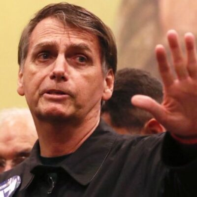 Confirman triunfo del ultraderechista Bolsonaro en la Presidencia de Brasil