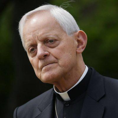 Acepta el Papa la renuncia de arzobispo de Washington acusado de encubrir cientos de casos de abusos sexuales de sacerdotes contra menores