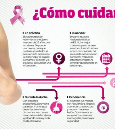 Quintana Roo es el único estado de la república con dos Unidades Médicas Especializadas de Atención al Cáncer de la Mujer