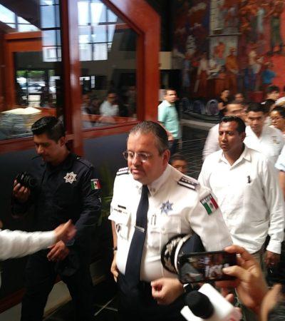 RESULTADOS, EN TRES MESES: Alberto Capella, nuevo secretario de Seguridad Pública, se compromete a disminuir índces delictivos con la estrategia del Mando Único Policial
