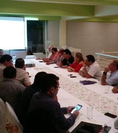 Representantes de asociaciones en Chetumal rechazan iniciativa para nombrar un Fiscal de fuera de QR