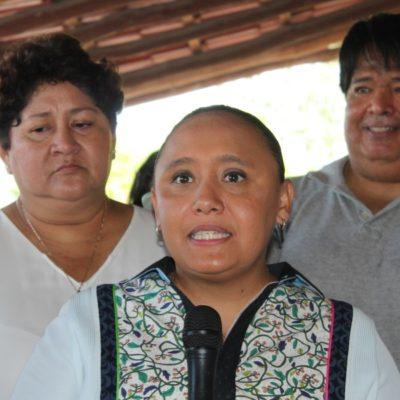 YA ES OFICIAL: Cristina Torres se aleja de la política y regresa a sus funciones notariales