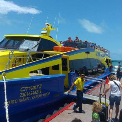 La naviera Ultramar podría aumentar sus tarifas por alza en precio del combustible, anticipa Germán Orozco, presidente de la empresa