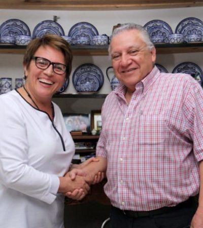 """""""EL PUEBLO PONDRÁ A CADA UNO EN SU LUGAR"""": Se deslinda Morena de la inclusión de mauricistas en el Ayuntamiento de Laura Beristaín"""