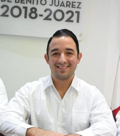 Cabildo trabajará en un PDU que convenga a la ciudadanía, anuncia Pablo Gutiérrez, cuarto regidor