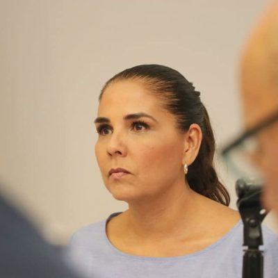 """""""Me siento insegura"""", afirma Mara Lezama: """"Es irresponsable decir que me siento segura por dar un discurso"""", dice"""