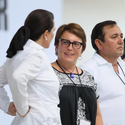 """¿PRISIÓN A EX GOBERNANTES?… """"ES UN HORROR"""": Laura Beristaín dice que buscará romper la 'cadena de cárcel' de ex mandatarios; que no le toca darle seguimiento al caso de Mauricio Góngora, anticipa"""