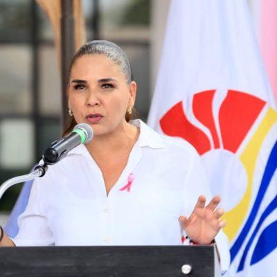 """¿NO LLEGÓ A CANCÚN LA 'AUSTERIDAD REPUBLICANA'?: Admite Mara Lezama que regidores y ella misma seguirán percibiendo el mismo sueldo; """"no son 200 mil, son 35 mil y cachito quincenales"""", dice"""