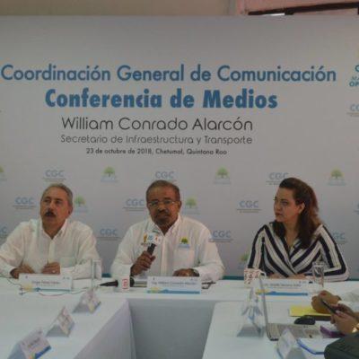 """""""Ya es tiempo de que se olvide el pasado y vean los beneficios del rescate de edificios que realiza la actual administración"""", dice William Conrado, titular de Sintra"""