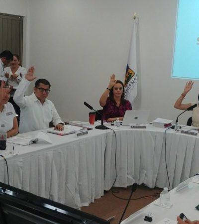 Oficializa el Ieqroo la pérdida de registro como partidos políticos a Nueva Alianza y Encuentro Social, aunque podrán registrarse como partido local en caso de cumplir con los reglamentos