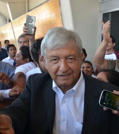 LE TOCA AGRADECER EN LA PENÍNSULA: Anuncian visita de AMLO a Cancún, Mérida y Campeche para el próximo 11, 12 y 13 de octubre