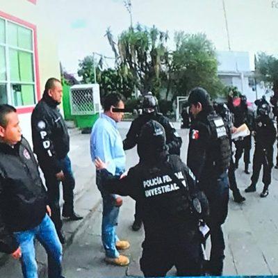 Capturan a presunto abusador de 37 niños en un kínder de la Ciudad de México