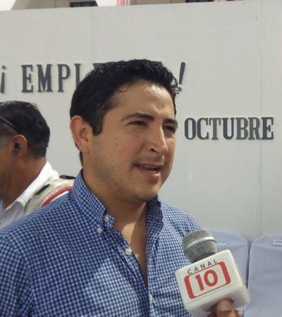 Asegura Acosta Toledo que la certificación Blue Flag en Cancún costó 800 mil pesos