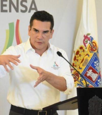 DE GOBERNADOR ALIADO A AMLO, A LIDER OPOSITOR: Confirma Alejandro Moreno que buscaría presidencia nacional del PRI